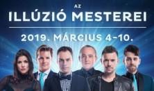 Az illúzió mesterei - 2019