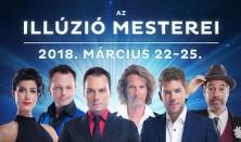 Az illúzió mesterei - 2018