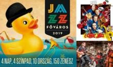 IV. JAZZFŐVÁROS Fesztivál 2019