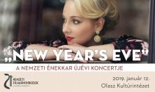 """""""New Year's Eve"""" - A Nemzeti Énekkar újévi koncertje"""