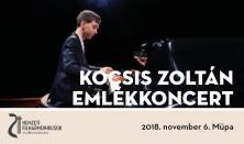 Kocsis Zoltánra emlékeznek a Nemzeti Filharmonikusok - november 6.