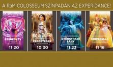 ExperiDance novemberi műsora a RaM Colosseumban