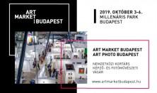 ART MARKET BUDAPEST és ART PHOTO BUDAPEST nemzetközi kortárs képző - és fotóművészeti vásár