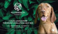 """""""EGY A TERMÉSZETTEL"""" Vadászati és Természeti Világkiállítás"""