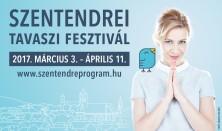 Szentendrei Tavaszi Fesztivál 2017