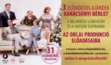 Karácsonyi Ajándék Bérlet