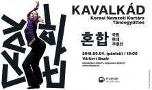 Kavalkád - a Koreai Nemzeti Kortárs Táncegyüttes estje