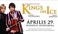 Edvin Marton & Evgeni Plushenko: KINGS ON ICE