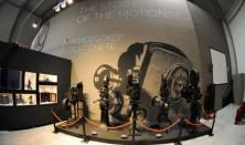 Korda Filmpark Látogatóközpont kiállítás