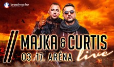 MAJKA & CURTIS LIVE