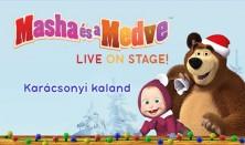 Masha és a Medve Live: Karácsonyi kaland