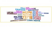 Világsztárok és zenei csemegék a Müpa 2017/18-as évadában!