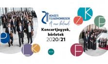 Váltsa meg bérletét a Nemzeti Filharmonikusok új évadára!