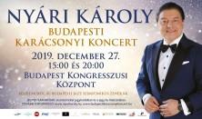 Nyári Károly Budapesti Karácsonyi Koncert