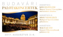 Budavári Palotakoncertek 2017
