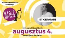 Paloznaki Jazzpiknik/ St. Germain - Aug. 4.
