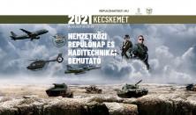 Nemzetközi Repülőnap és Haditechnikai Bemutató 2021