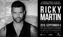 RICKY MARTIN koncert