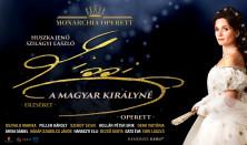 Sissi, a magyar királyné - Huszka operett