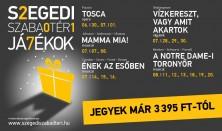 Szegedi Szabadtéri Játékok 2017