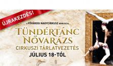 TÜNDÉRTÁNC - NŐVARÁZS - Cirkuszi tárlatvezetés