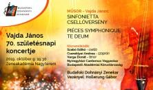 Vajda János 70. születésnapi koncertje