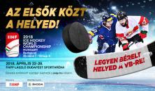 2018 IIHF Jégkorong Világbajnokság Divízió I, A csoport Budapest
