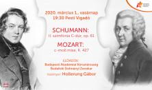 Schumann / Mozart