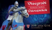 Visegrádi Nemzetközi Palotajátékok, I. Károly magyar király lovagi tornája