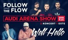 WELLHELLO • FOLLOW THE FLOW • AUDI ARÉNA SHOW
