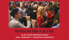 Winelovers Grand – Az év első borfesztiválja