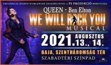QUEEN - BEN ELTON: WE WILL ROCK YOU
