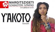 Y'AKOTO koncert