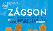 ZÁGSON - Január