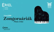 Zongoraáriák - Liszt209