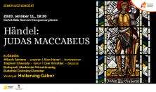 ZenePlusz/1 - Händel: Judas Maccabeus