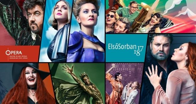 Bérletváltás a Magyar Állami Operaház 2017/18-as évadára