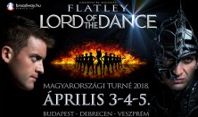 Flatley: LORD OF THE DANCE 2018 - DANGEROUS GAMES