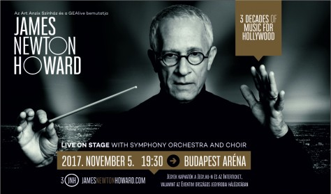 James Newton Howard - 3 Decades of Hollywood Music