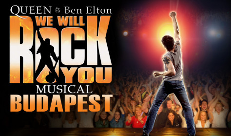 We Will Rock You - QUEEN és Ben Elton musical